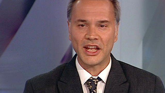Immigration lawyer, Peter Jorro