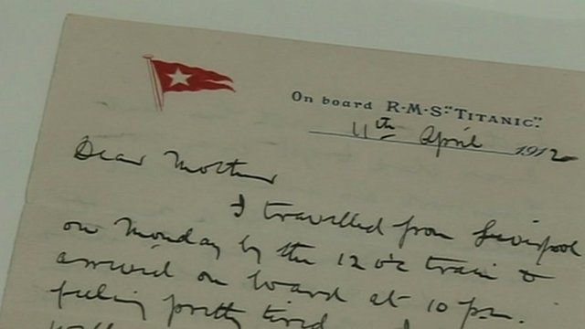 Letter from the Titanic