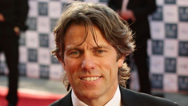 John Bishop Talks About Why He Had His Teeth Whitened