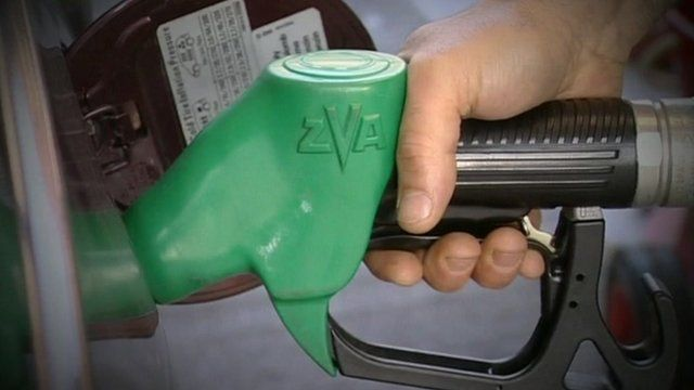 Fuel duty will be frozen for the rest of the year