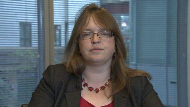 Tracey McDermott, FSA director of enforcement