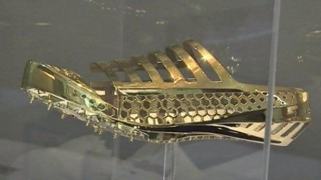Prototype shoe