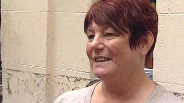 Elsa from Gateshead: 'No one was hurt'