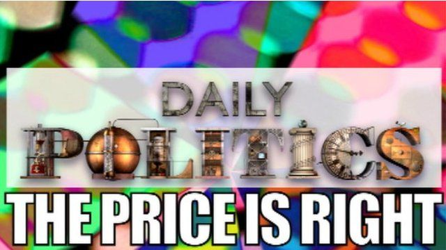 Price is Right graphic
