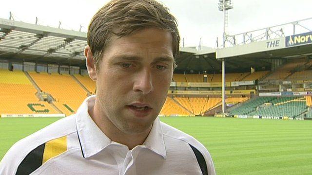 Grant Holt, Norwich City striker
