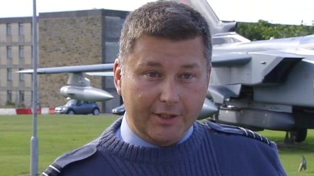 Group Captain Ian Gale