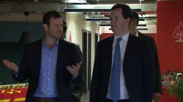 George Osborne (r)