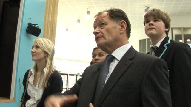Ormiston Academy tour for pupils