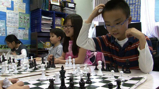 How a public elementary school in New York's Chinatown became a national  powerhouse at chess