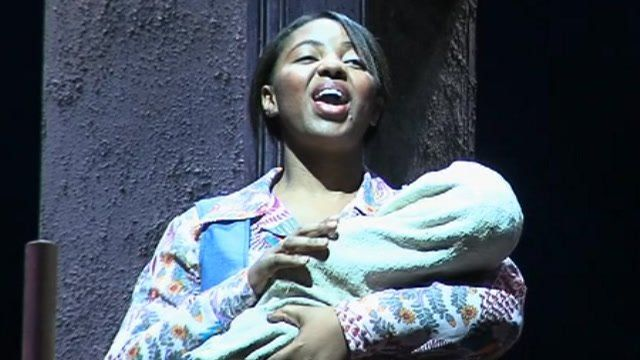 A scene from Porgy and Bess