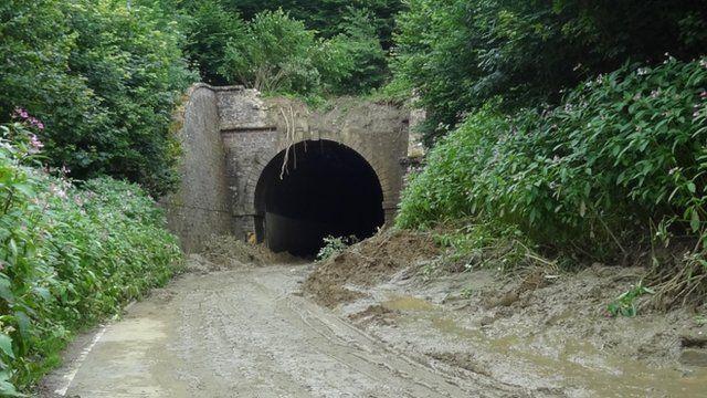 Beaminster Tunnel, Dorset