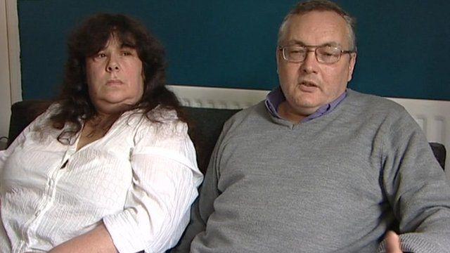 David Tomkins and Julie Pascoe