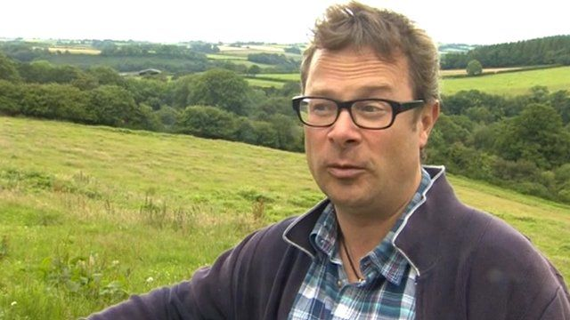 Food writer and campaigner Hugh Fearnley Whittingstall