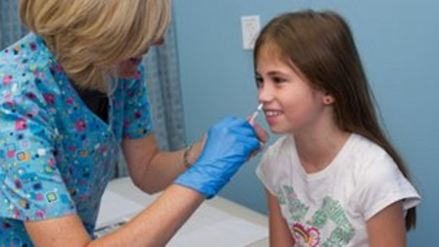 All two and three-year-olds in Scotland offered flu vaccine