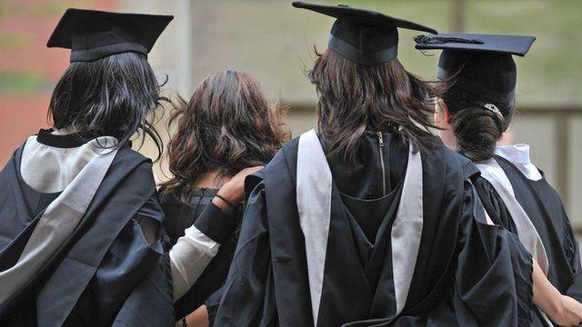 Graduates at the University of Birmingham