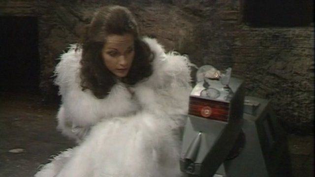 Mary Tamm in Doctor Who