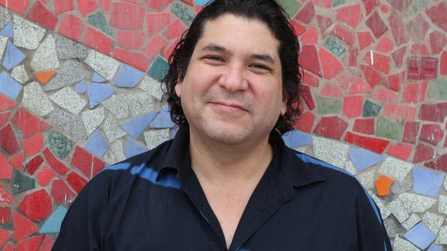 Peruvian chef Gaston Acurio