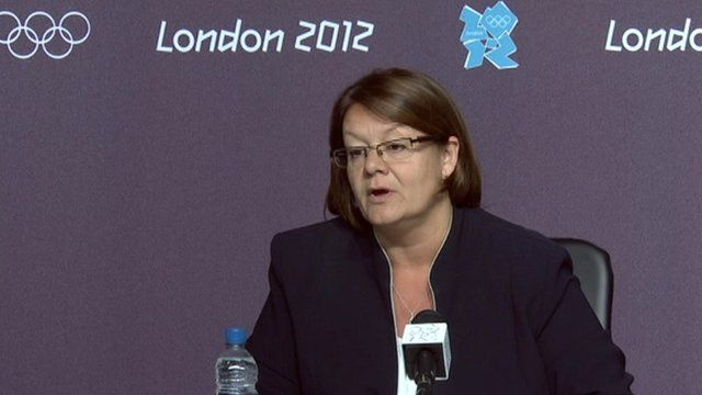 Jackie Brock-Doyle, director of public affairs as Locog