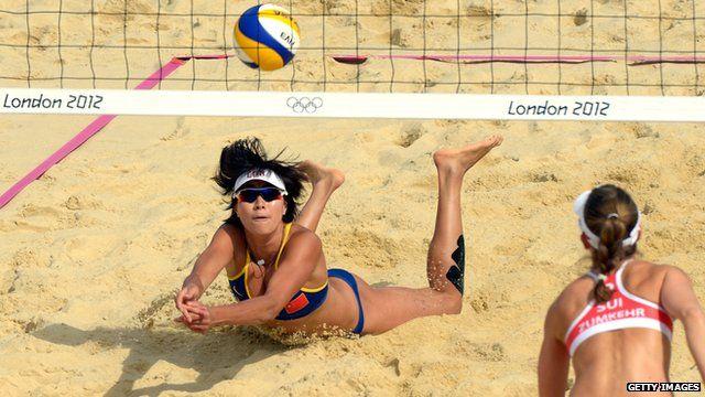 volleyball madchen porno
