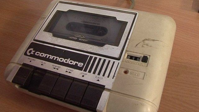 Commodore 64 turns 30: What do today\'s kids make of it? - BBC News