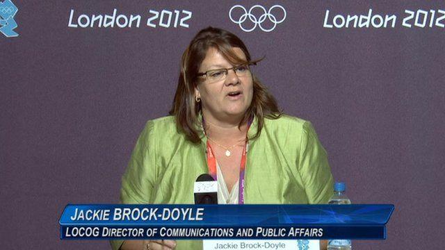 IOC/LOCOG Olympics news briefing