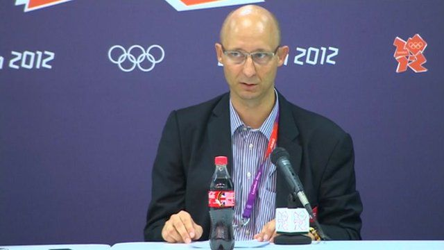 The Chief Operating Officer of the Badminton World Federation, Thomas Lund.