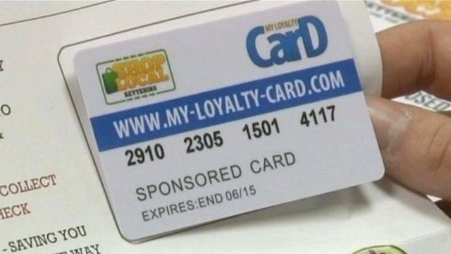 Kettering Loyalty Card