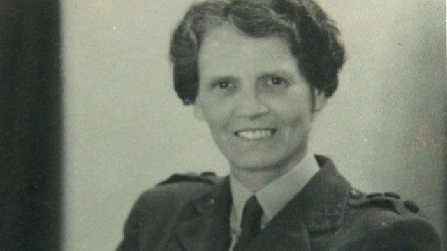 Elizabeth Bessie Hodgson
