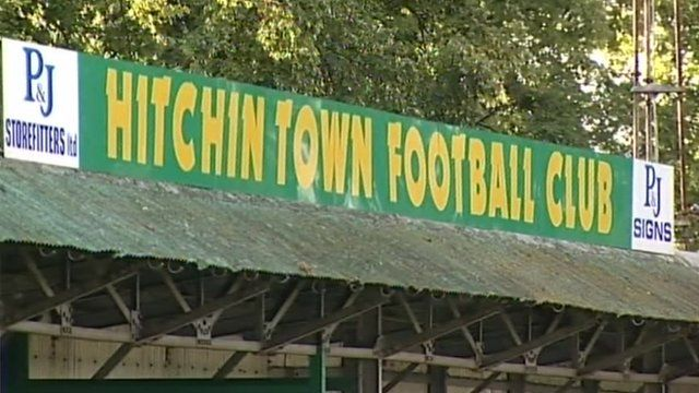 Hitchin Town Football Club