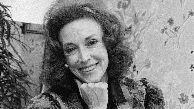 Helen Gurley Brown, pictured in 1982