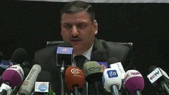Former Syrian PM Riad Hijab