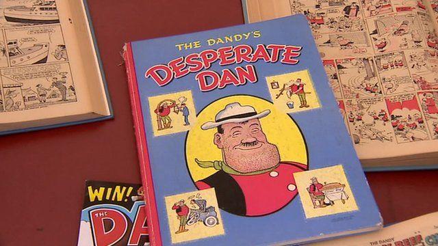 A Dandy book