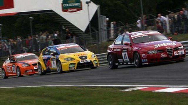 World Touring Car Championship at Brands Hatch