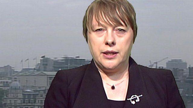 Maria Eagle, shadow transport secretary