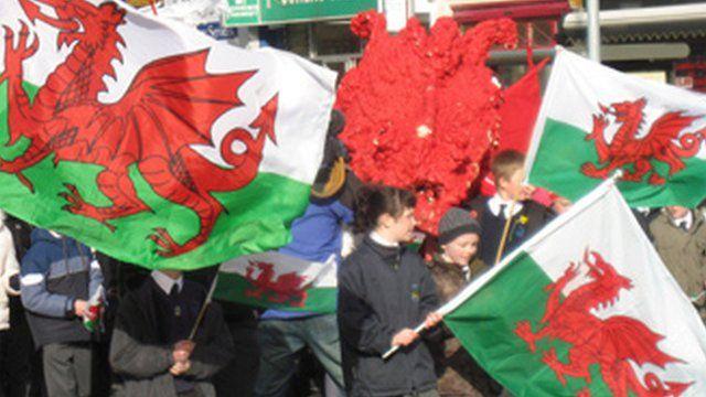 Baneri Cymru