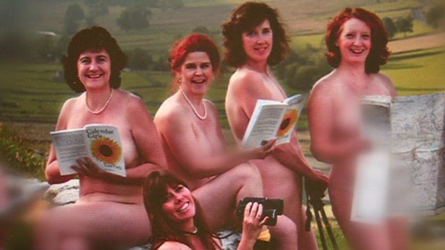 amateur girls nude calendar