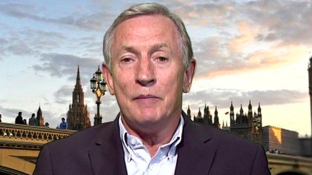 Virgin Atlantic chief executive Steve Ridgway