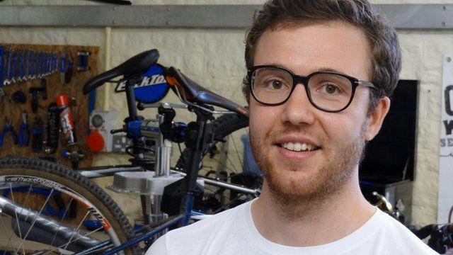 Andrew Denham, The Bicycle Academy