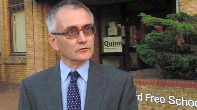 Governor Nigel Syson