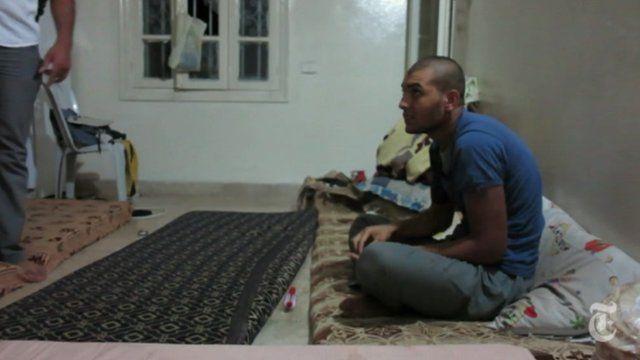 Prisoner of Free Syrian Army