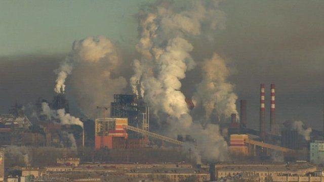 Russian heavy industry