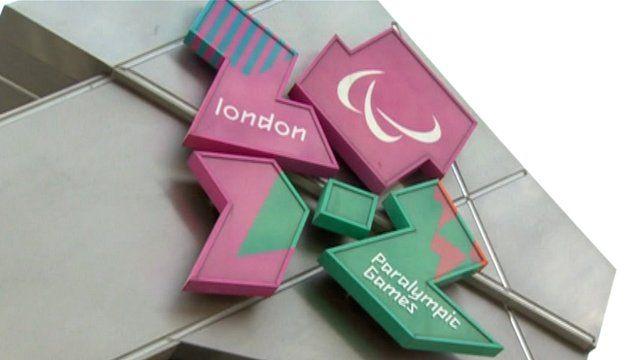 Paralympics logo