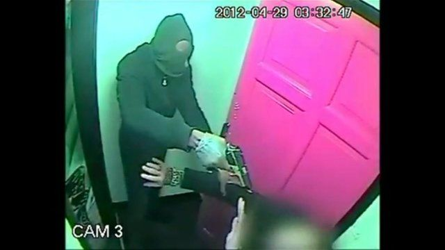 Media Player Massage Parlour Armed Robbery