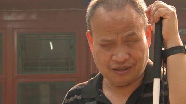 Xiao Huan Yi says things are improving in Beijing.