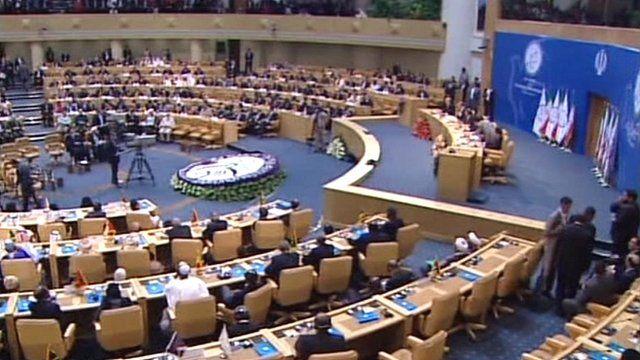 Non-Aligned Movement summit