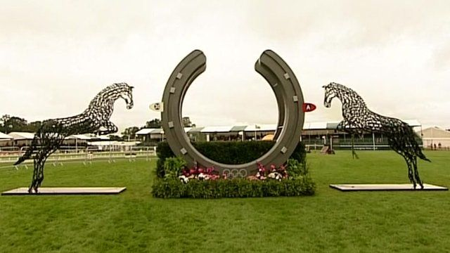 Touch of Greenwich at Burghley