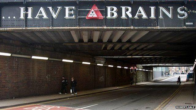 Brains Bridge, Cardiff