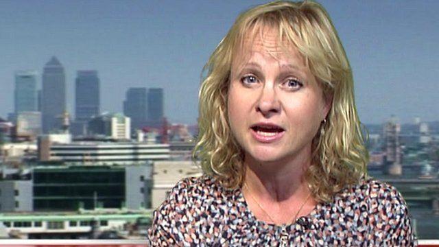 Guardian women's editor Jane Martinson
