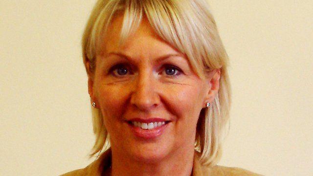 Nadine Dorries MP