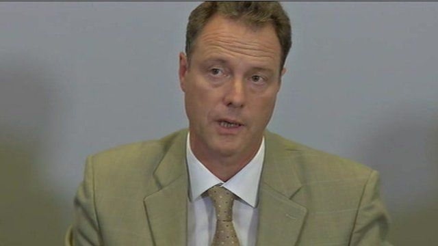 Prosecutor Eric Maillaud